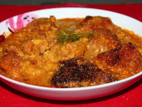 Eastern food and Arabian Nights - Week 1 - Malai Kofta