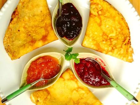 The Summer of Sweden - Week 1- Swedish Pancakes