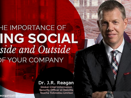 The Importance Of Being Social Inside And Outside Of Your Organization