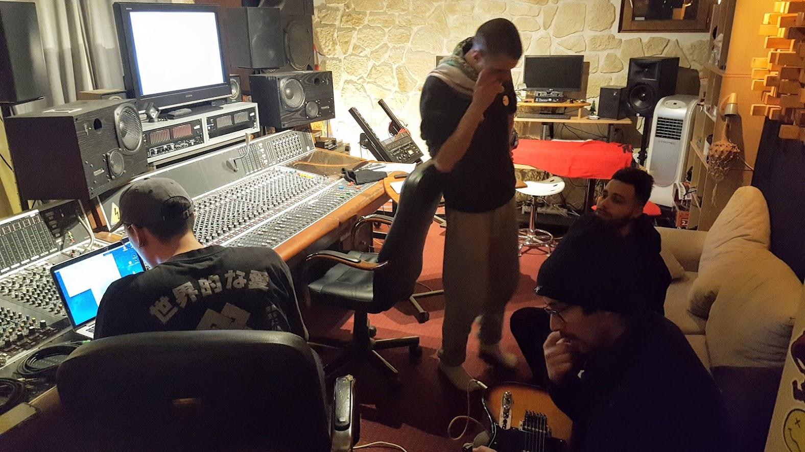 groovah au studio du lac