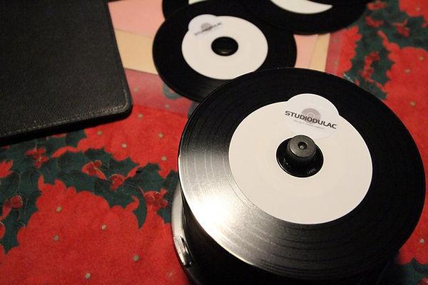 enregistrer un disque au studio du lac