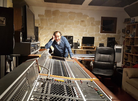 What does a record producer do?