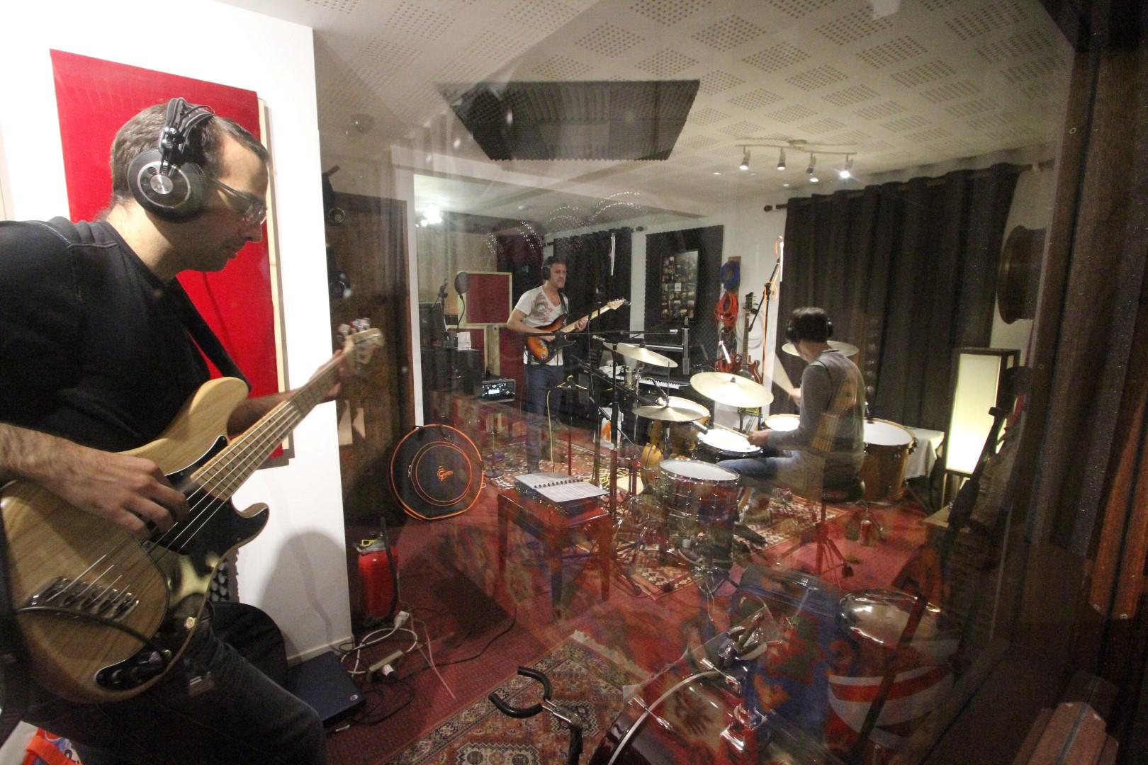 oaxaca au studio en Live!