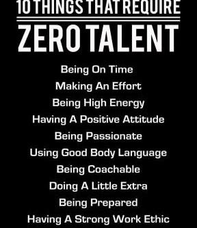 Zéro Talent !