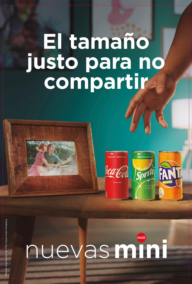 COCACOLA MINICAN