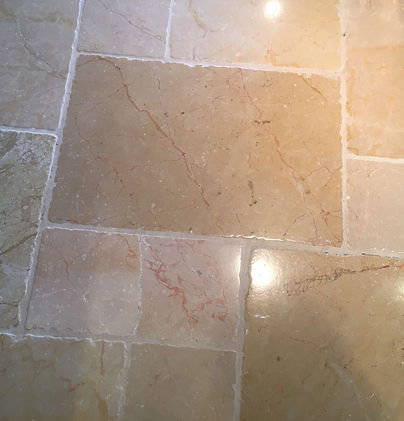 Stone Floor Repairs After