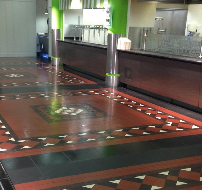Commercial Stone Floor Cleaning And Repairs