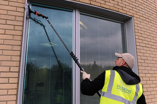 Diamond View Cleaning Solutions are one of Ipswich's most reliable and professional window cleaners