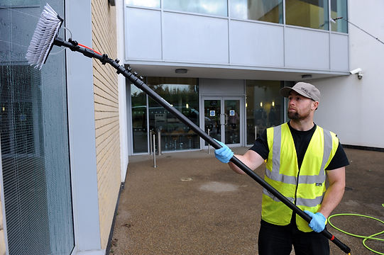 Diamond View Cleaning Solutions offer affordable window cleaning in Ipswich