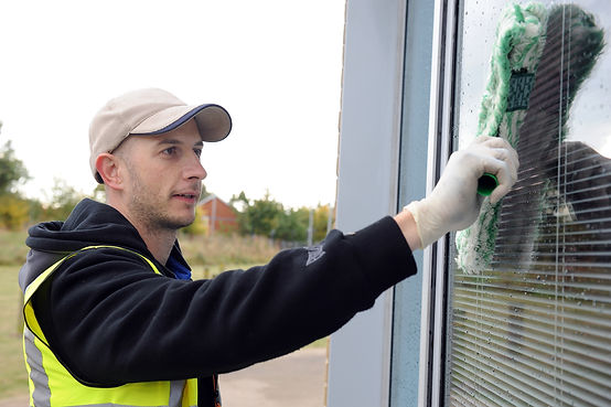Diamond View offer more than just window cleaning services, we work closely with commercial properties across Suffolk