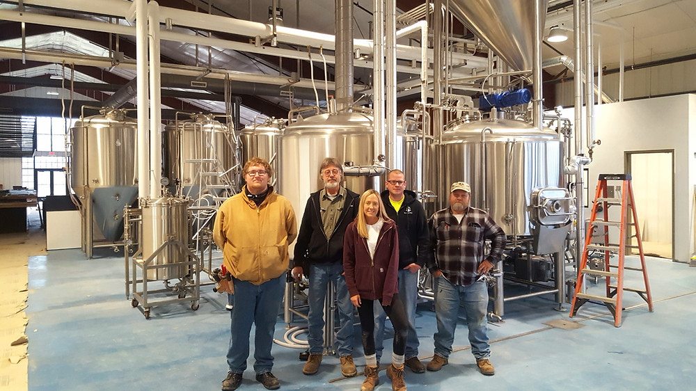 Bell Electric Brew Crew!