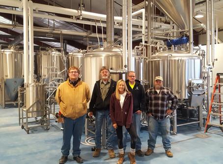 Blacksburg craft beer lovers rejoice: Eastern Divide Brewery nearing completion