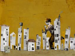 La città sostituita (The Cosmic Puppets) di Philip K. Dick