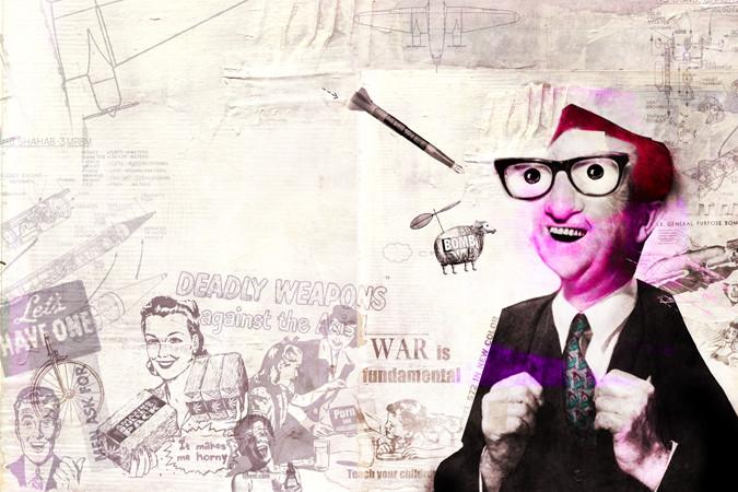 Mr. Lars, sognatore d'armi (The Zap Gun) di Philip K. Dick
