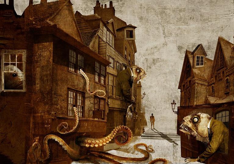 """""""I Racconti del Necronomicon"""" di H.P. Lovecraft"""