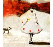 Facebook - 2008 - Cinnamon Girl illustr
