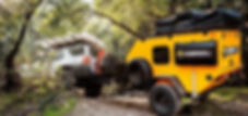 Trailer Off-Road Campbox - Casa Rodante