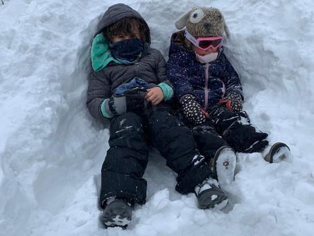 Sneeuw - de leukste activiteiten