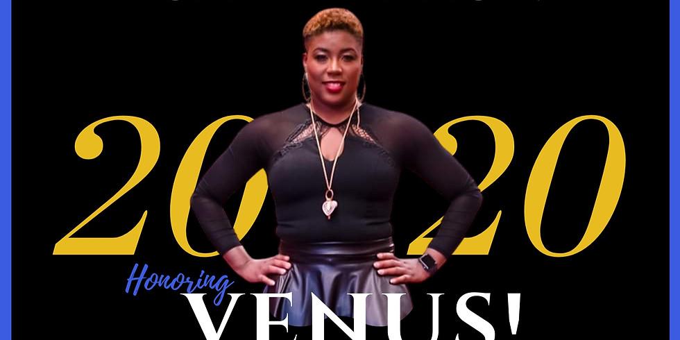Venus' Master Graduation