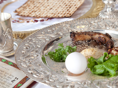Double-A Torah: Passover