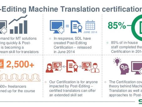 Becoming a Machine Translation Post-Editor