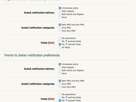 Proz.com: How Many Kudoz Points Do You Need?