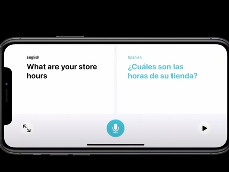 Apple Translate fait trembler le monde de la traduction