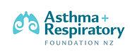 Asthma Respiratory Foundation 2019 logo