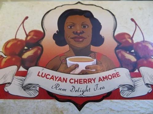 Cherry Rum Tea