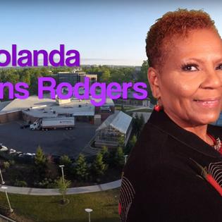 Jeff Foxx Interviews Dr Yolanda Hawkins Rodgers