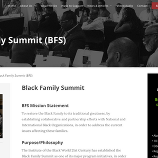 Black Family Summit