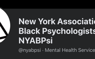 New York Association of Black Psychologists (NYABPsi)