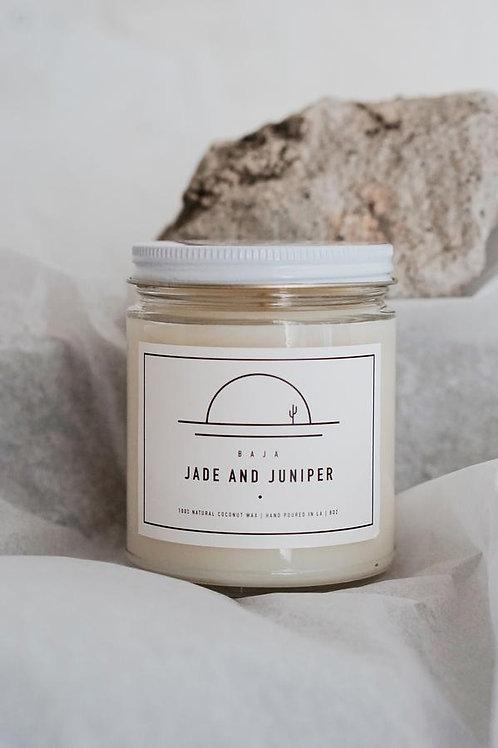 Jade & Juniper - Baja Candle