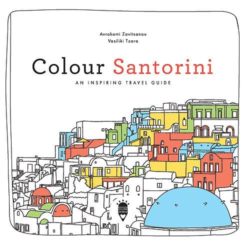 Colour Santorini - An Inspiring Travel Guide