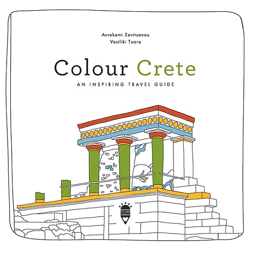 Colour Crete - An Inspiring Travel Guide