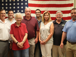 Stratford Republicans Endorse Candidates for November Election