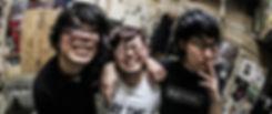 ケシカケのライブ写真