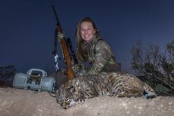 Bobcat Hunt, TransPecos GuideService