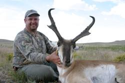 Trans Pecos Guide Service Pronghorn