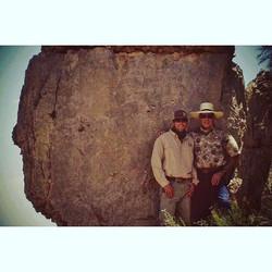 Wayne and Jerad Zachary