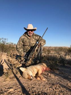 TransPecosGuideService, Coyote Hunt
