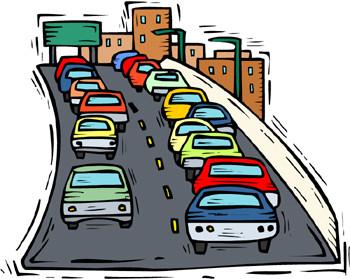 Afinal: como poupar o carro durante um congestionamentos?
