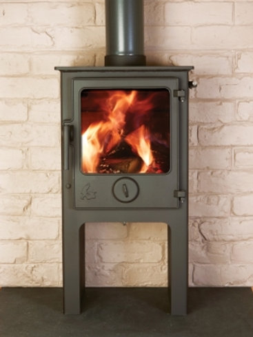 Dean Forge Dartmoor Foxworthy Low Eco Wood Burning Stove