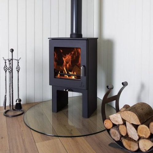 Dean Forge Sherford 8 High Eco Wood Burning Stove