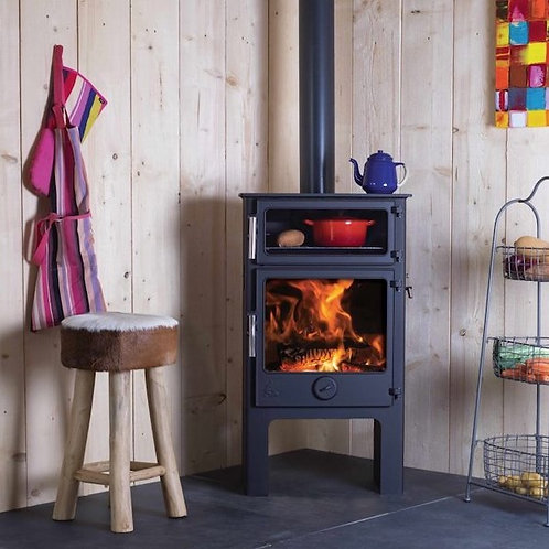 Dean Dartmoor Baker W5 Plus Eco Wood Burner