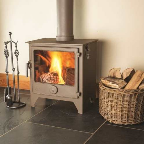 Dean Forge Dartmoor 8 (non eco) Wood Burning Stove