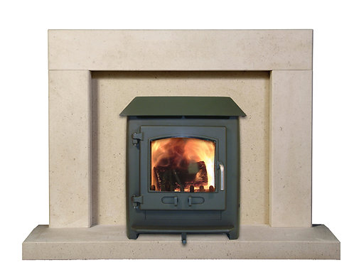 Dean Forge Inset Herrick 5kw (non-eco) Wood Burning Stove