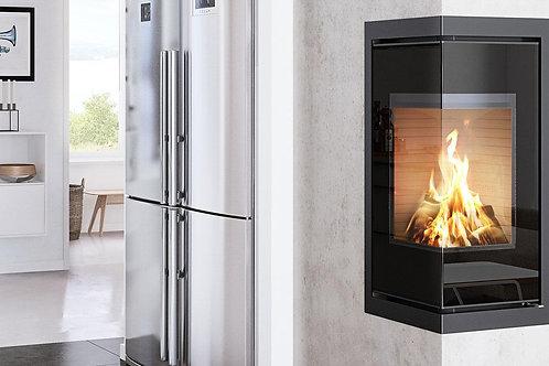 RAIS INSET Q-Be Wood Burning Stove