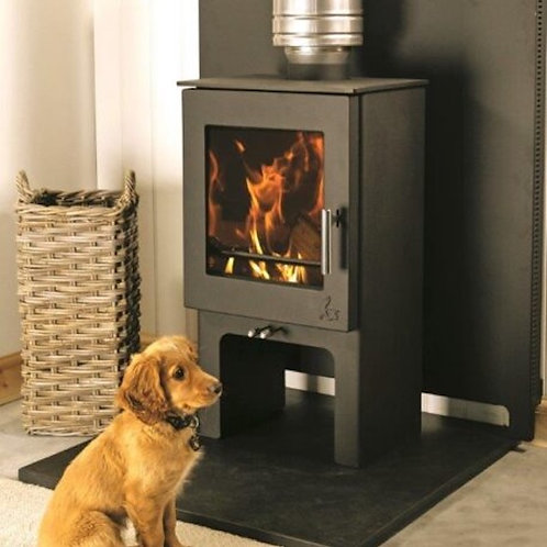 Dean Forge Sherford 5 High Eco 5Kw Wood Burning Stove