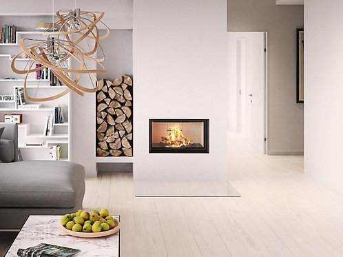 RAIS INSET VISIO 1 Wood Burning Stove